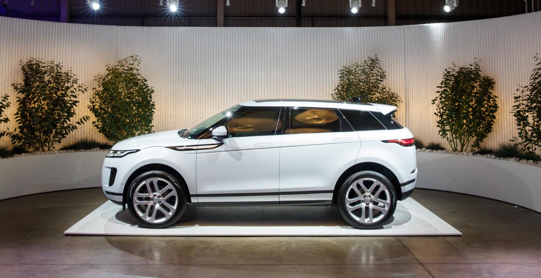 Range Rover Evoque >> Range Rover Evouque